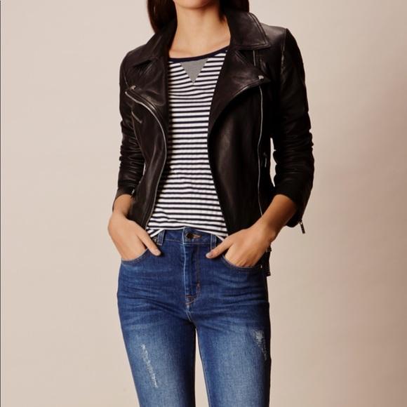 Karen Millen Jackets & Blazers - Karen Mullen leather jacket
